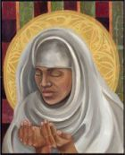 Muslim female saint