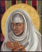 Muslim female saint