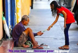 no-one-has-ever-become-poor-by-giving